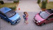 Primele imagini cu noul Renault Twingo facelift