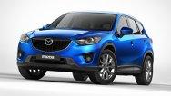 Primele poze oficiale cu Mazda CX-5