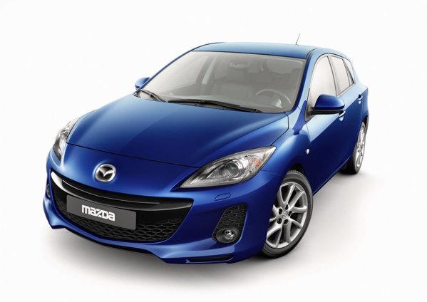 La Frankfurt 2011, Mazda3 primeste un facelift discret