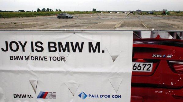 BMW M Drive Tour 2011 ne-a demonstrat ce inseamna masinile de performanta BWM M
