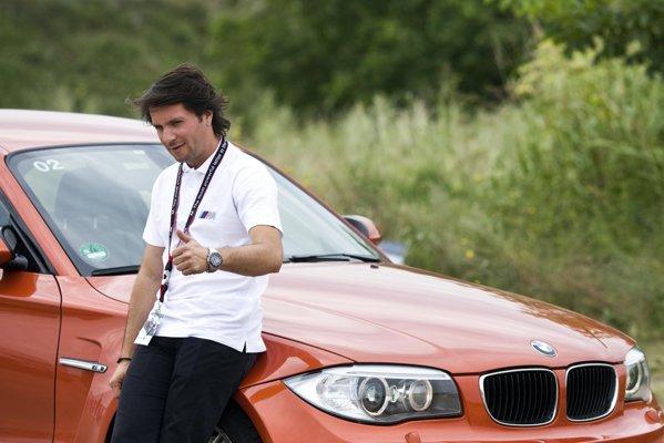 Claudiu David, devenit BMW Fahrer Training cu cel mai mare punctaj din istorie