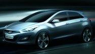 Prima schiţă oficială cu noul Hyundai i30