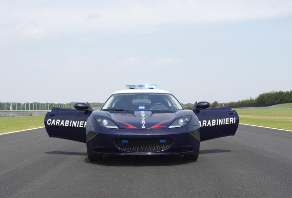 Asa arata versiunea carabinierilor.