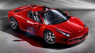 Imagini reale sau randări? Ferrari 458 Spyder