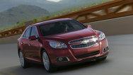 Debut european la Frankfurt 2011: Chevrolet Malibu