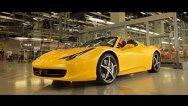 Oficial: Ferrari 458 Spider