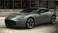 Primele imagini cu versiunea de serie Aston Martin V12 Zagato