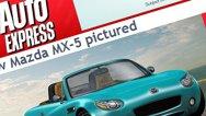 Randări: aşa ar putea arăta noua generaţie Mazda MX-5