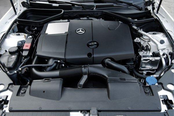 Mercedes-Benz SLK 250 CDI va avea un pret de pornire de 42.000 euro in Germania