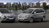 Precedenta generaţie Opel Zafira rămâne în producţie, alături de noul Zafira Tourer