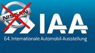 Nissan nu participă la Frankfurt 2011, însă Infiniti va fi prezent pentru prima oară