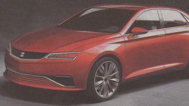 Va prezenta Seat la Frankfurt 2011 conceptul IBL Sedan?