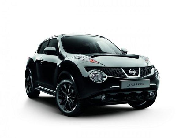 Nissan Juke Kuro va fi construit in 2.800 de exemplare destinate Europei