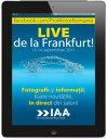 Transmite LIVE de la Frankfurt