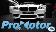 LIVE ProMotor - standul BMW la Frankfurt 2011