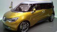 Renault şi Salonul Auto de la Frankfurt 2011