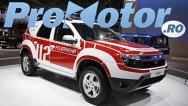 LIVE ProMotor - standul Dacia la Frankfurt 2011