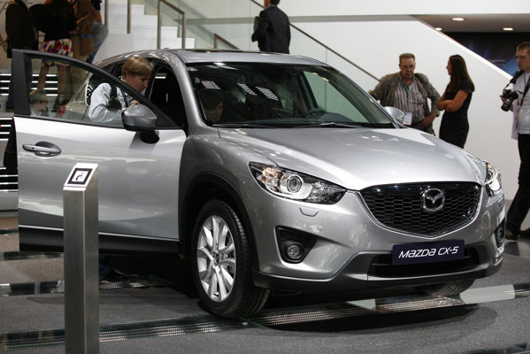 Mazda CX-5 are sanse mari sa devina un succes.