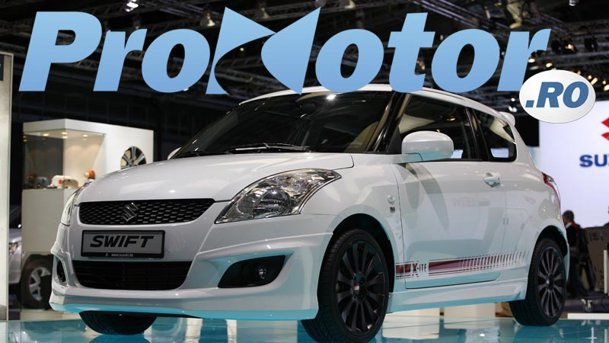 LIVE ProMotor - standul Suzuki Frankfurt 2011