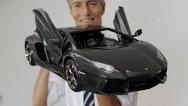 Macheta Lamborghini Aventador mai scumpă ca maşina reală!