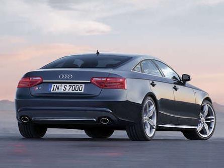 Imagini Audi A7 Primele Poze Spion