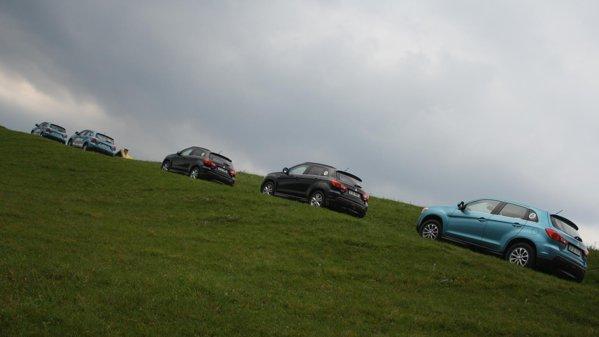 Mitsubishi ASX Adventure Raid 2011