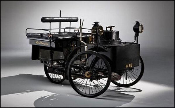 Cel mai vechi automobil in stare de functionare costa 4,6 milioane de dolari