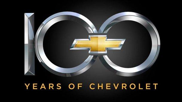 Aniversare 100 de ani Chevrolet