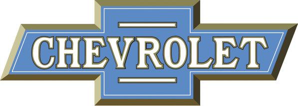 Logoul Chevrolet din 1916