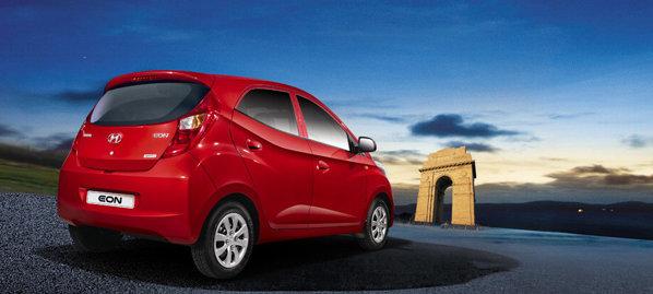 Hyundai Eon este fratele lui KIA Picanto, dar are un design mult diferit