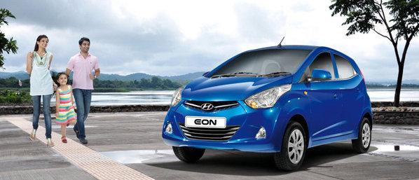 Noul Hyundai Eon, lansat in India, prefigureaza viitoarea generatie Hyundai i10 din Europa