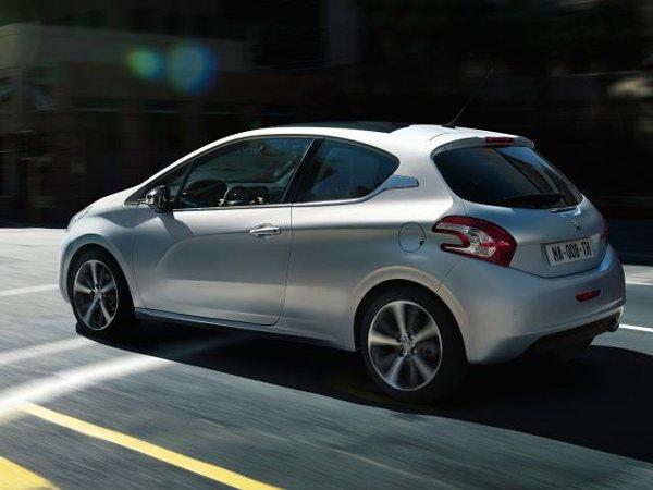 Pentru inceput, noul Peugeot 208 va avea 5 motoare diesel si 2 pe benzina