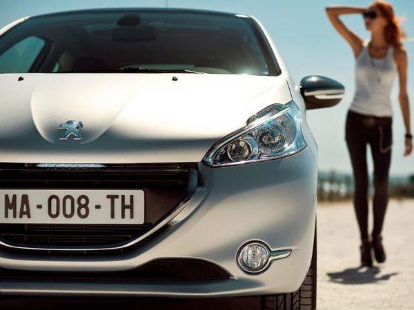Noul Peugeot 208 va debuta pe piata europeana in primavara lui 2012