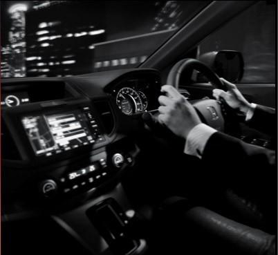 Interiorul noii Honda CR-V este o evolutie usoara