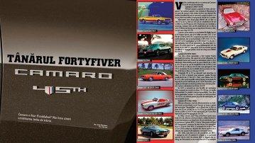 Lecţie de istorie cu Chevrolet Camaro