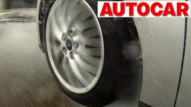 Cum se comportă anvelopele de iarnă pe ploaie şi peste 7 grade?