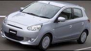 Noua generaţie Mitsubishi Colt se numeşte Mirage în Japonia