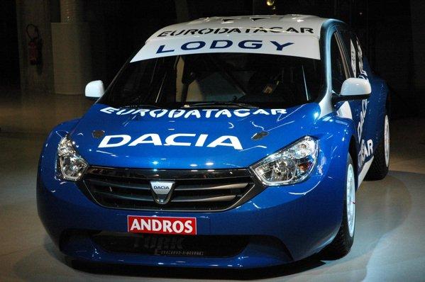 Dacia Lodgy Glace reprezinta o evolutie normala a designului Dacia