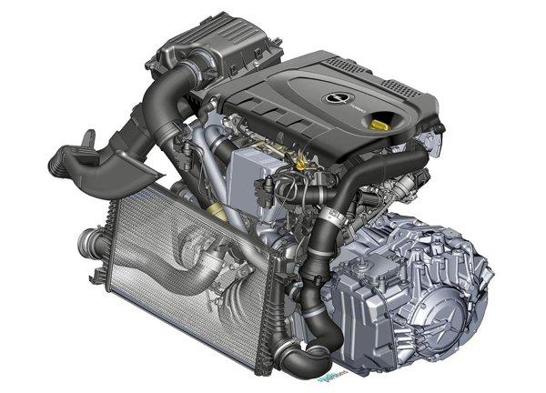 Noul motor 2.0 CDTi BiTurbo de pe Opel Insignia are 195 CP si 400 Nm