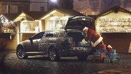 Prima poză-teaser cu Jaguar XF Sportbrake şi... Moş Crăciun!