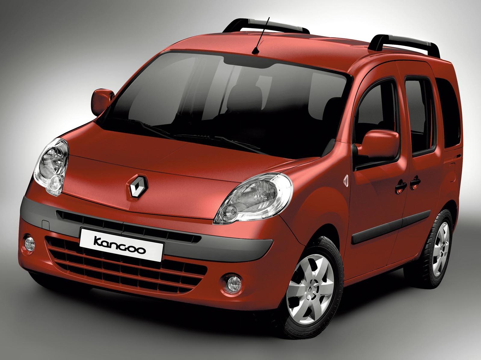 Фотографии Renault Kangoo.