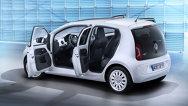Volkswagen Up! – primele imagini cu versiunea în cinci portiere