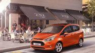 PREMIERĂ: aşa arată B-Max, Fordul care se va construi la Craiova!