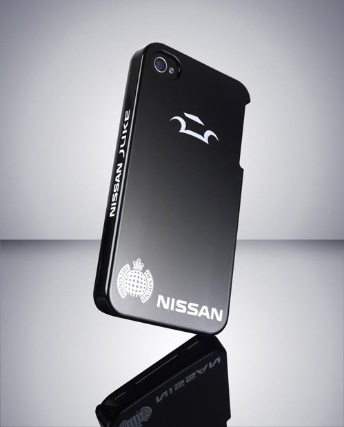 Nissan Scratch Shield iPhone - deocamdata la rang de prototip BETA