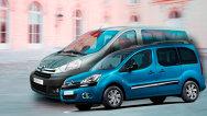 Facelift de 2012 pentru Citroen Berlingo şi Jumpy Multispace