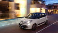 Fiat 500L - imagini şi detalii oficiale