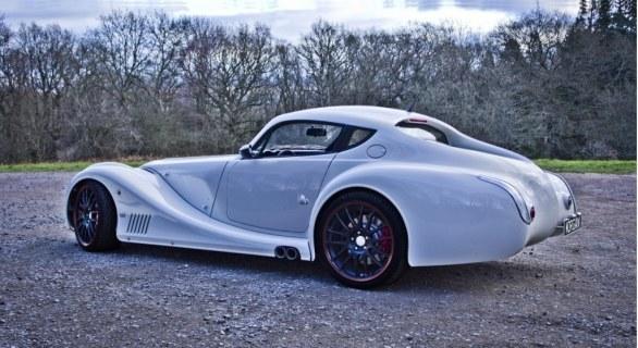 Morgan Aero Coupe va fi lansat in premiera mondiala la Salonul Auto Geneva 2012