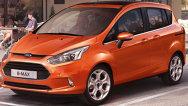 Noul Ford B-Max promite cel mai bun consum din clasa sa