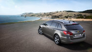 Chevrolet Cruze station wagon, detalii oficiale