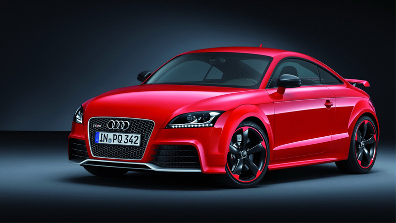 audi tt rs plus debuteaz la geneva 2012. Black Bedroom Furniture Sets. Home Design Ideas